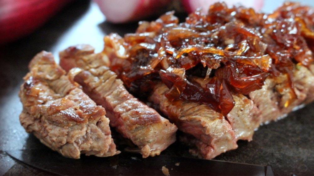 ricetta tagliata, tagliata di cavallo, tagliata di carne